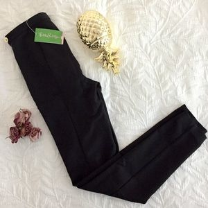 NWT Lilly Pulitzer Alesia Stretch Dinner Pant